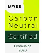 Selo de Certificação Carbon Neutral